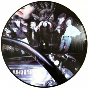 "Cars (The) - Since You're Gone (12"") (Picture Disc) (VG-/NM)"